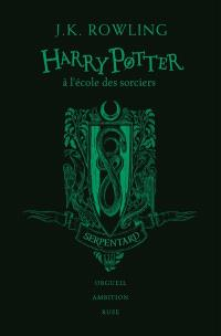 Harry Potter. Volume 1, Harry Potter à l'école des sorciers : Serpentard