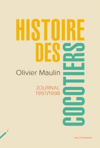 Histoire des cocotiers : notes tirées d'un journal, 1997-1999