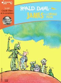James et la grosse pêche