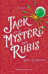 Section 13. Volume 2, Jack et le mystère des rubis