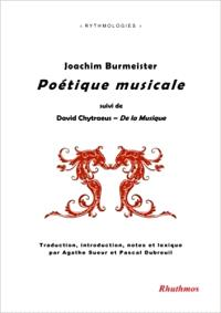 Poétique musicale. Suivi de De la musique