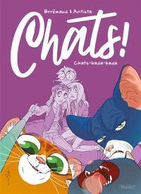Chats !. Volume 2, Chats-bada-bada