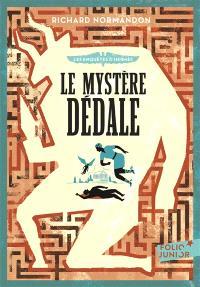 Les enquêtes d'Hermès. Volume 1, Le mystère Dédale