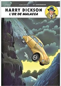 Harry Dickson : d'après Jean Ray. Volume 13, L'or de Malacca