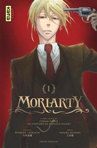 Moriarty. Volume 1