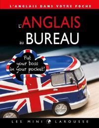 L'anglais au bureau : l'anglais dans votre poche