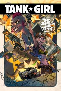 Tank girl. Volume 9, Two girls one tank
