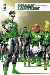 Green Lantern rebirth. Volume 2, Ennemis rapprochés