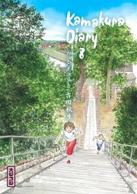 Kamakura diary. Volume 8