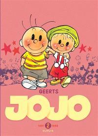 Jojo : intégrale. Volume 2, 1991-1998