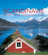 Scandinavie : Danemark, Norvège, Suède, Finlande, Islande