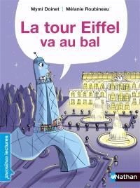 La tour Eiffel va au bal
