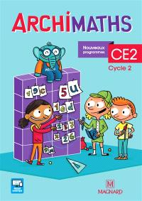 Archimaths CE2, cycle 2