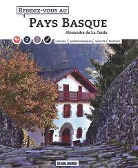 Rendez-vous au Pays basque