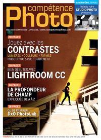 Compétence photo. n° 62, Jouez avec les contrastes. Bien débuter avec Lightroom CC