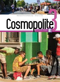 Cosmopolite 3, méthode de français, B1