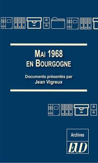 Mai 1968 en Bourgogne