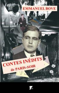 Contes inédits de Paris-Soir