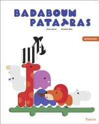 Badaboum patatras : animaux blocs
