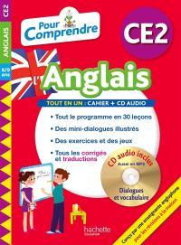 Pour comprendre l'anglais CE2, 8-9 ans