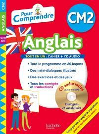 Pour comprendre l'anglais CM2, 10-11 ans