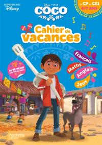 Cahier de vacances Coco : du CP au CE1, 6-7 ans