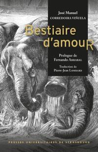 Bestiaire d'amour = Bestiaro de amor