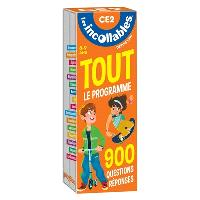 Tout le programme CE2, 8-9 ans : 900 questions réponses