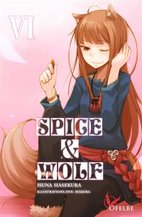 Spice & Wolf. Volume 6