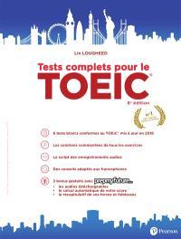 Tests complets pour le TOEIC