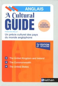 A cultural guide : précis culturel des pays du monde anglophone
