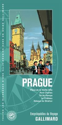 Prague : place de la Vieille-Ville, pont Charles, île de Kampa, le Château, abbaye de Strahov