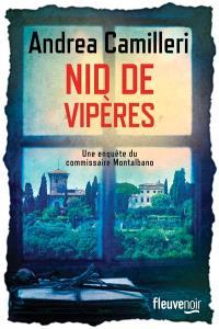 Nid de vipères : une enquête du commissaire Montalbano
