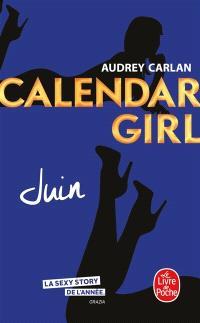 Calendar girl, Juin