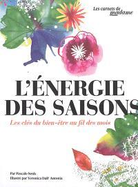 L'énergie des saisons : les clés du bien-être au fil des mois