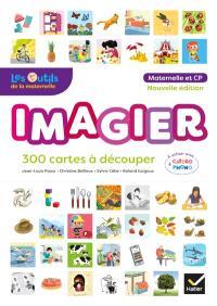 Imagier, maternelle et CP : 300 cartes à découper