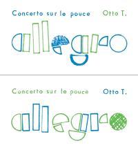 Allegro : concerto sur le pouce