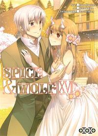 Spice & Wolf. Volume 16