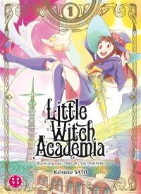 Little witch academia. Volume 1