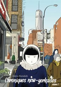 Chroniques new-yorkaises : journal d'une mangaka à New York. Volume 2