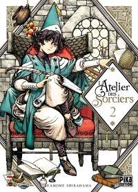 L'atelier des sorciers. Volume 2
