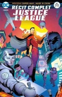 Justice league : récit complet. n° 7