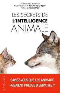 Les secrets de l'intelligence animale