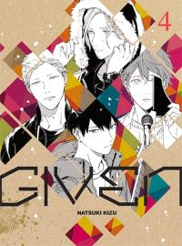 Given. Volume 4