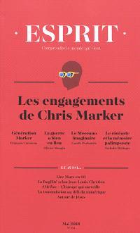 Esprit. n° 444, Les engagements de Chris Marker