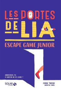 Les portes de LIA : escape game junior