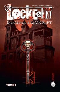 Locke & Key. Volume 1, Bienvenue à Lovecraft