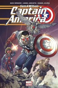 Captain America : Sam Wilson. Volume 2, Civil war II