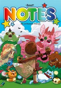 Notes. Volume 11, Un royaume magique : août 2015-décembre 2017