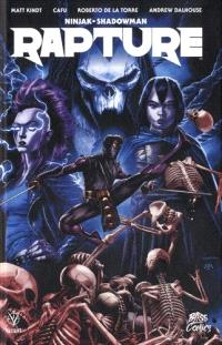 Ninjak-Shadowman : rapture